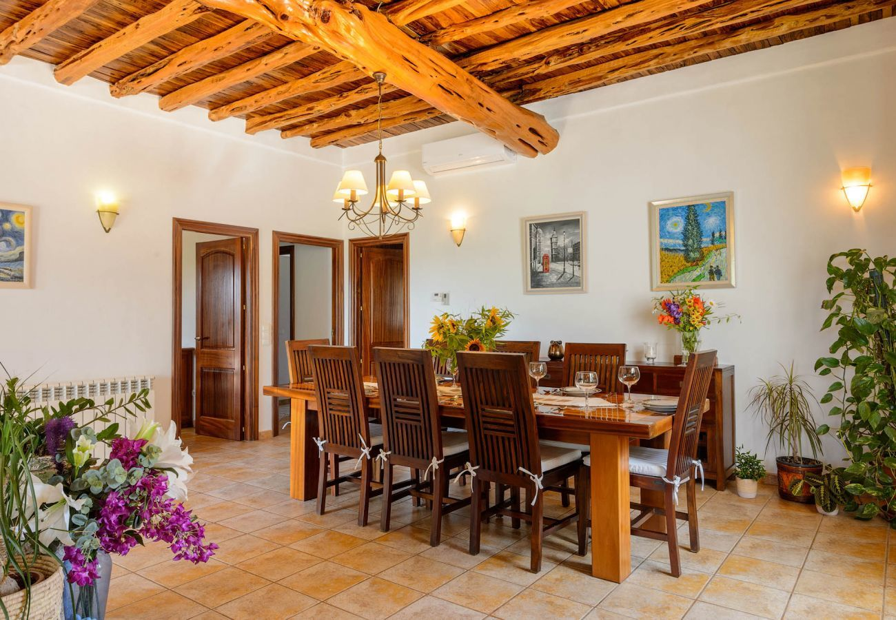 Villa en Santa Gertrudis - VILLA CURREU III