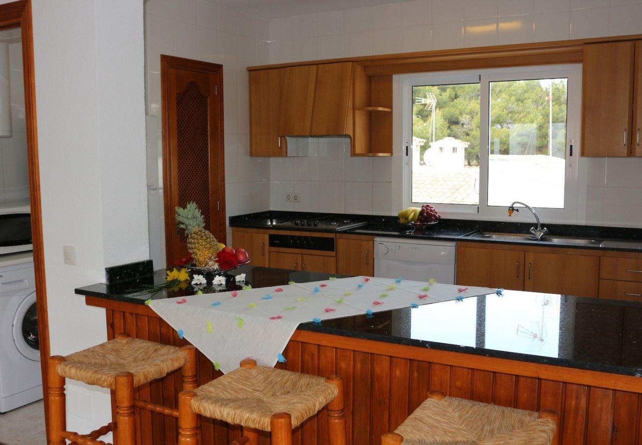 Casa en Platja de Muro - Violeta Beach House GF, Villa 5StarsHome Mall