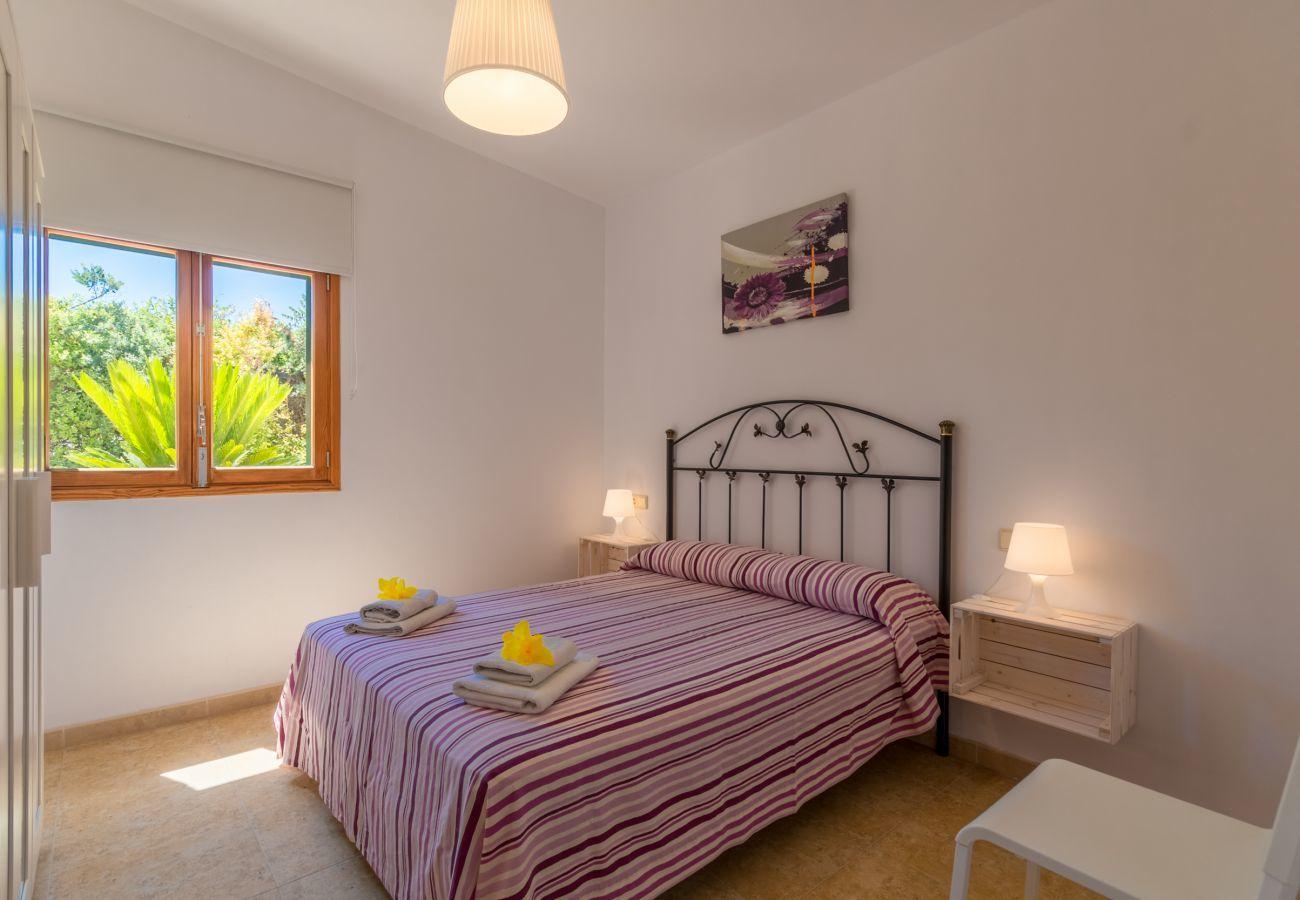 Casa rural en Platja de Muro - Can Branca Natural Beach, Villa 5StarsHome Mallorc