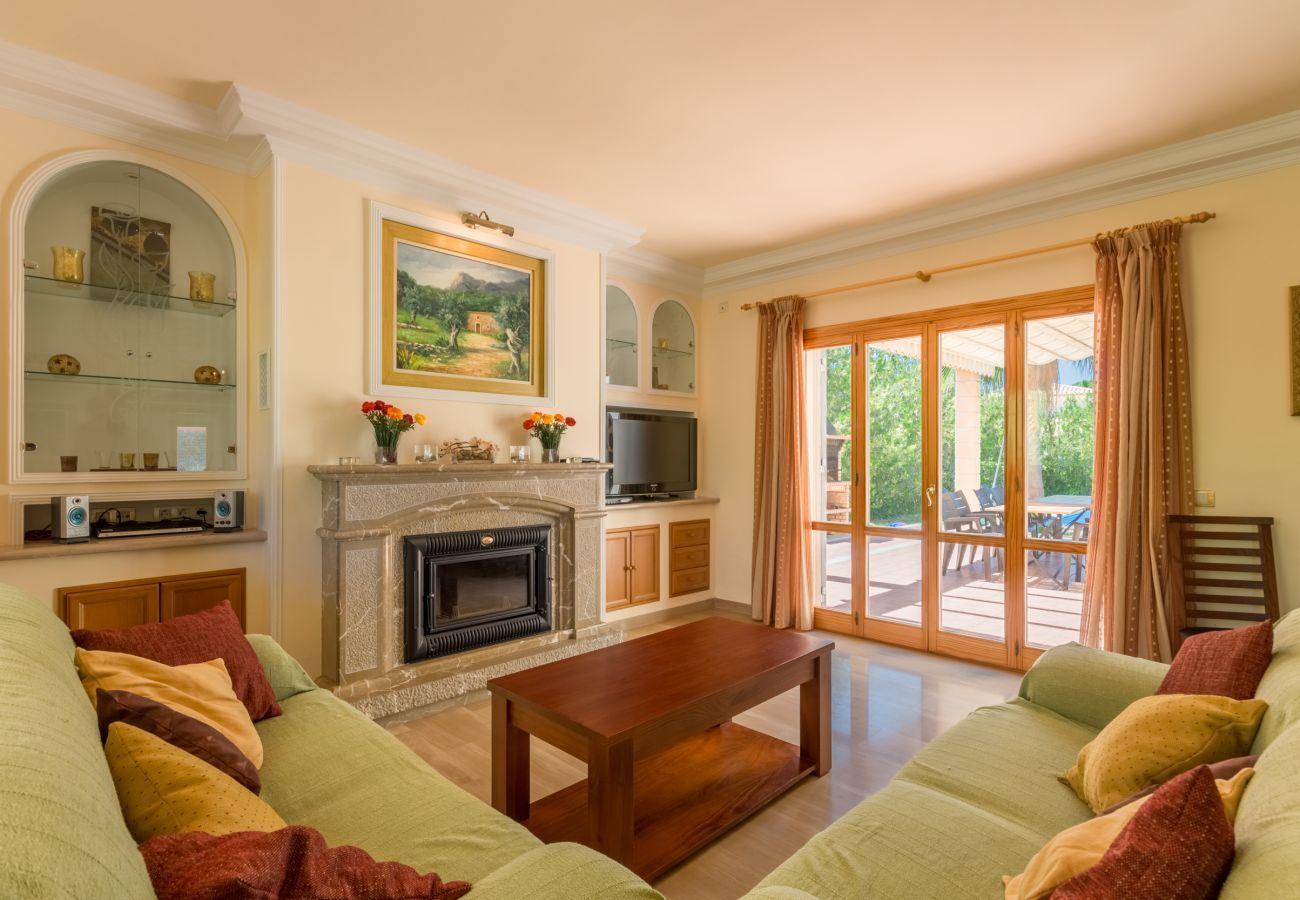 Villa en Sa Pobla - La Romana, Finca 5StarsHome Mallorca