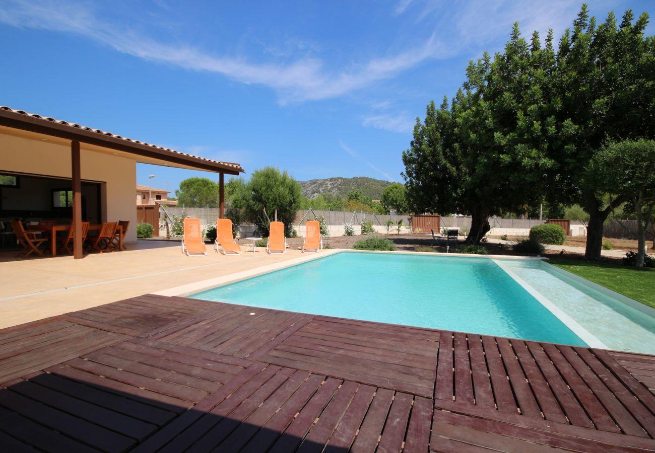 Casa en Sa Pobla - Xainu Island, Villa 5StarsHome Mallorca