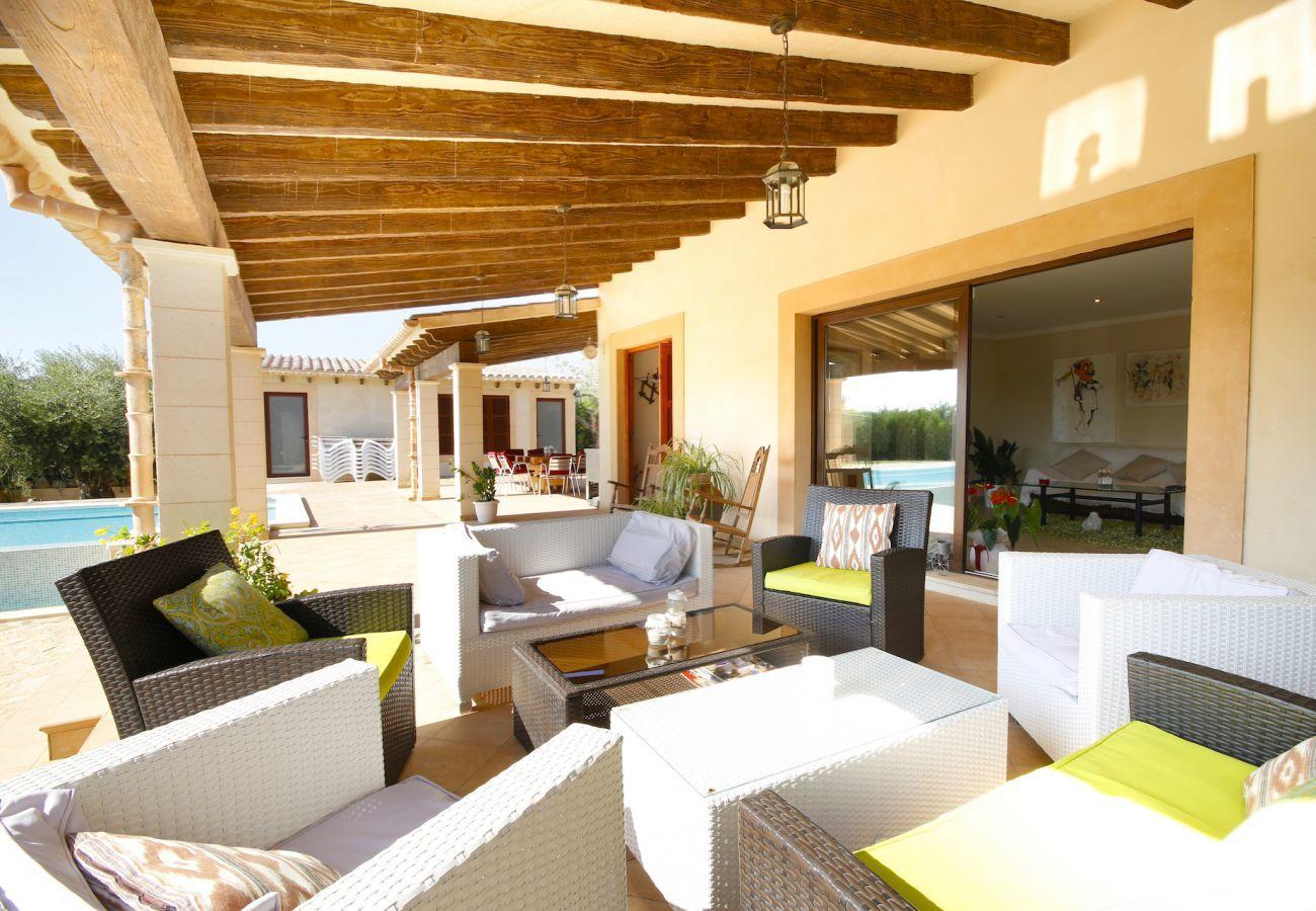 Casa rural en Selva - Sa Xabola, Finca 5StarsHome Mallorca