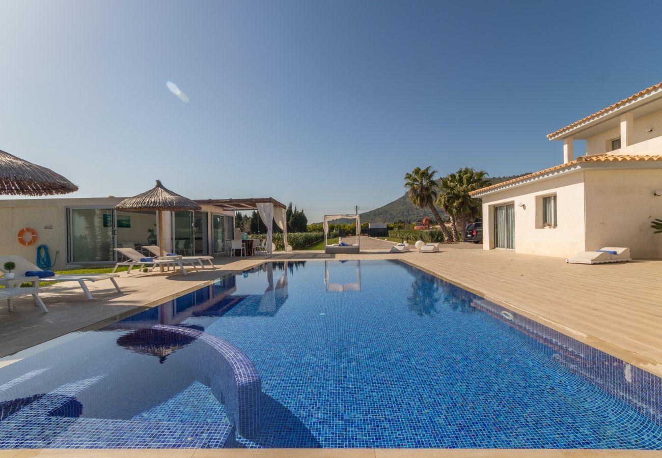Villa en Inca - Eden Son Frare, Finca-Villa 5StarsHome Mallorca