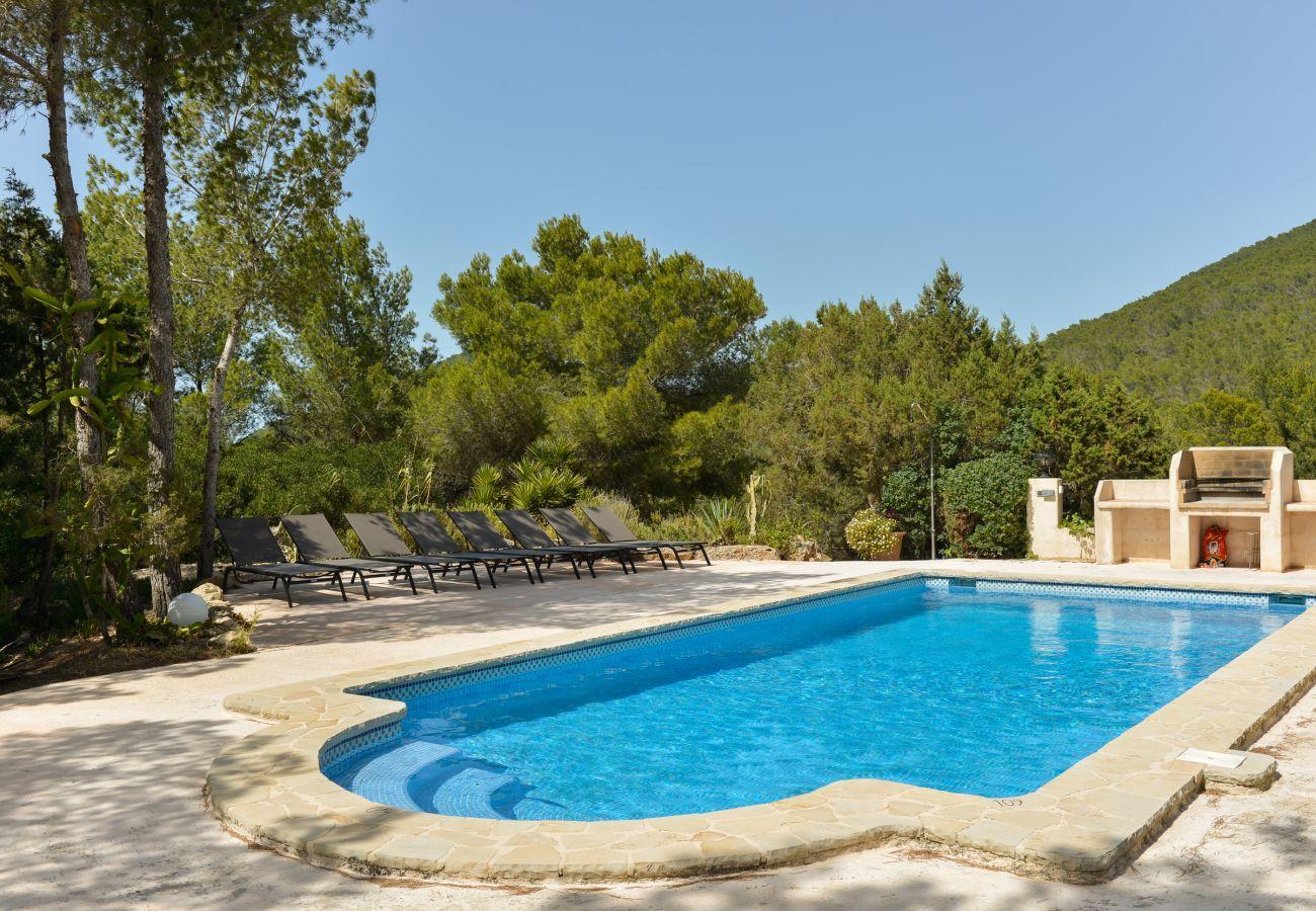Casa rural en Sant Josep de Sa Talaia / San Jose - Finca Romero II, Villa-Finca 5StarsHome Ibiza