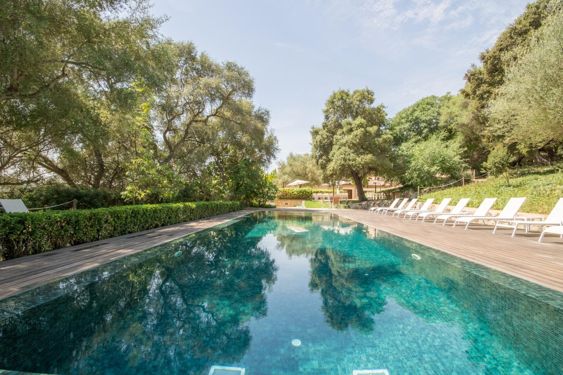 Casa rural con piscina para 16 personas en alc dia mallorca for Casa rural para 15 personas con piscina