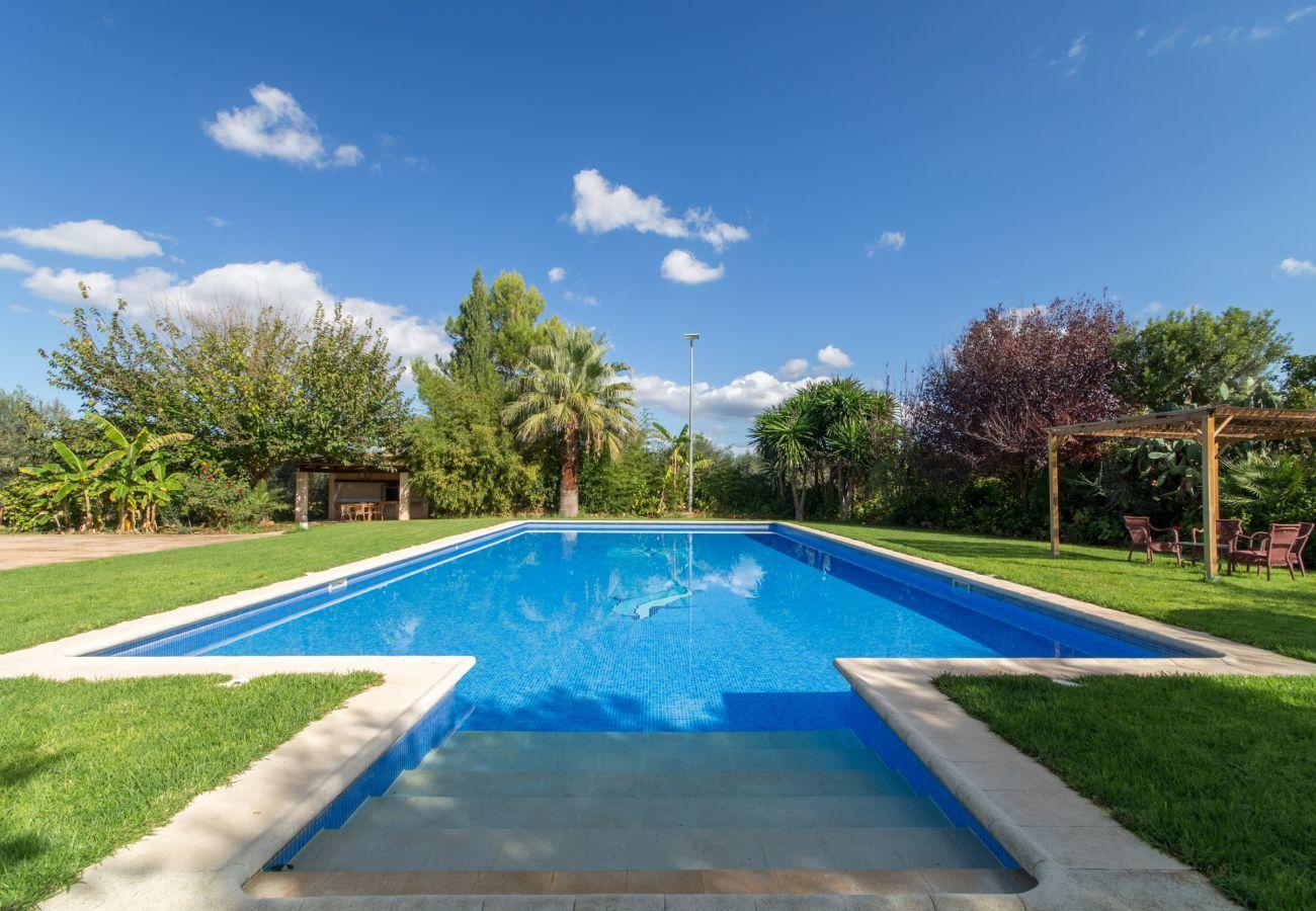 Casa rural en Buger - Sa Rata, Finca 5StarsHome Mallorca