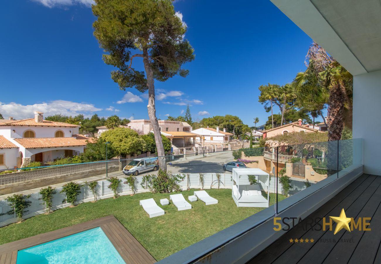 Villa en Muro - Cuc de Mar, Villa 5StarsHome Mallorca