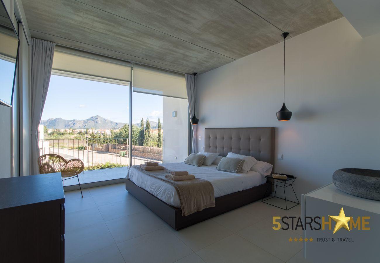 Villa en Alcúdia - Barcares Suit, Villa 5StarsHome Mallorca