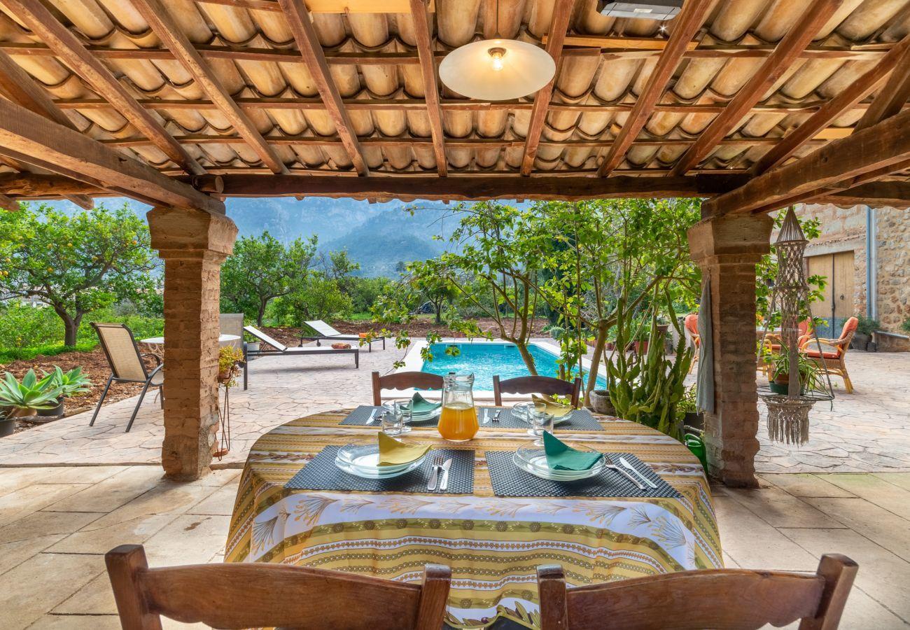 Casa rural en Sóller - Sa Frontera, Finca 5StarsHome Mallorca