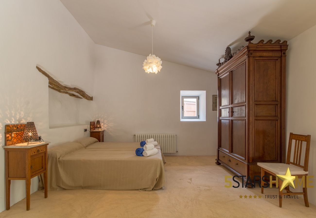 Villa en Estellencs - Es Port Cala Estellencs, Villa-Finca 5StarsHome Ma