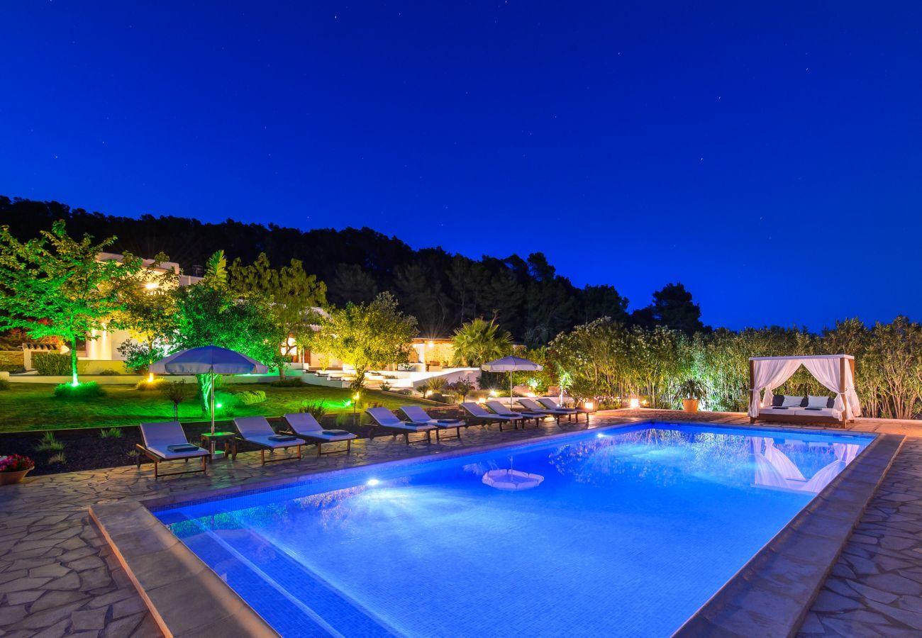 Villa en Santa Gertrudis - El Mago Can Roig, Finca 5StarsHome Ibiza