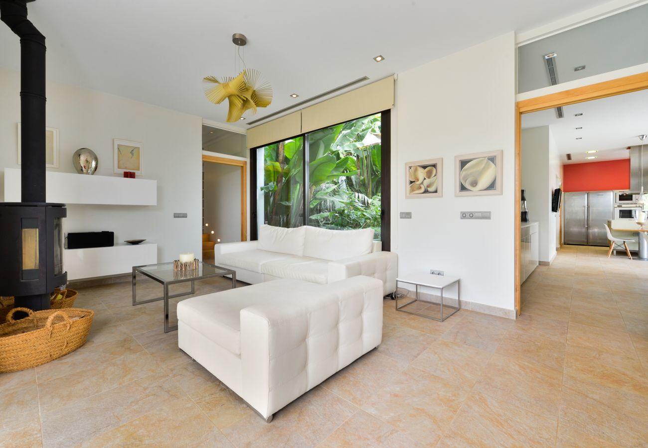 Villa en Santa Gertrudis - Can Carabasso, Villa 5StarsHome Ibiza