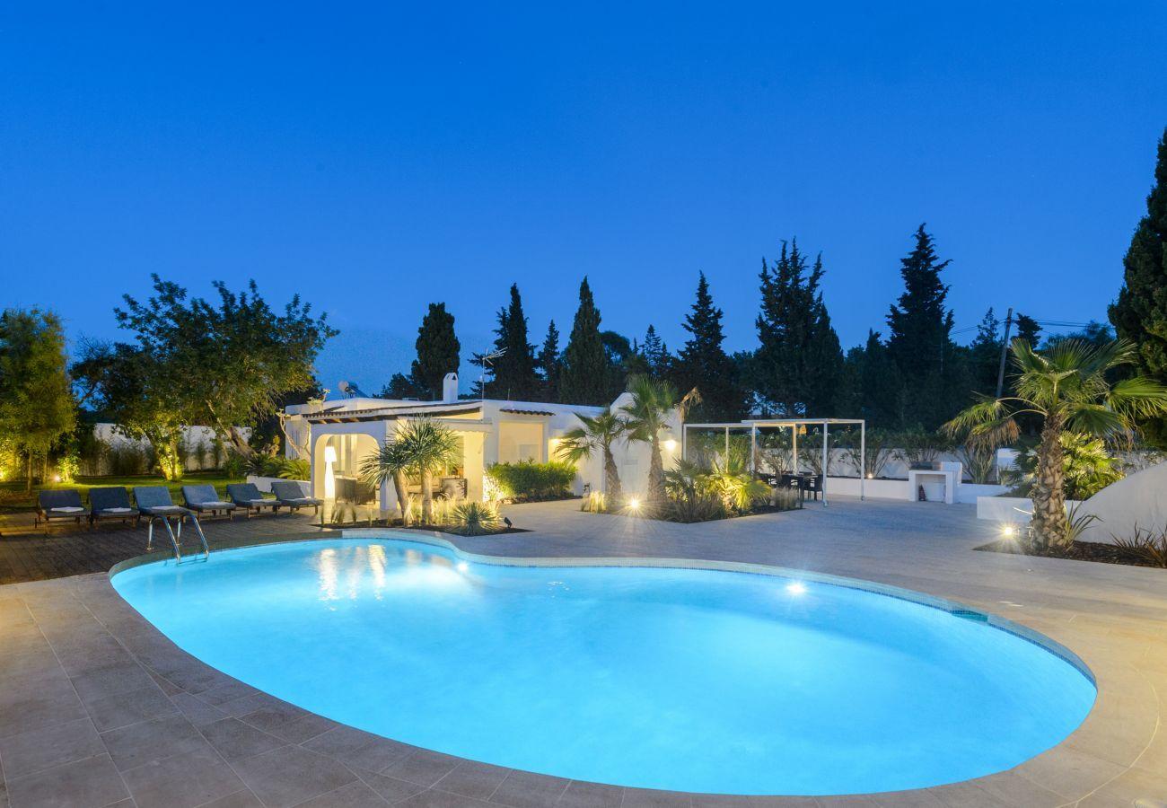 Villa en San Agustín / Sant Agustí d´ es Vedrà - Can Martona, Villa 5StarsHome Ibiza
