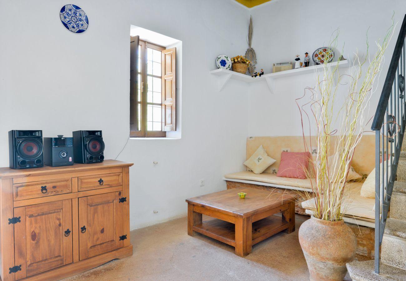 Casa rural en San Carlos/ Sant Carles de Peralta - Can Miguel, Finca 5StarsHome Ibiza
