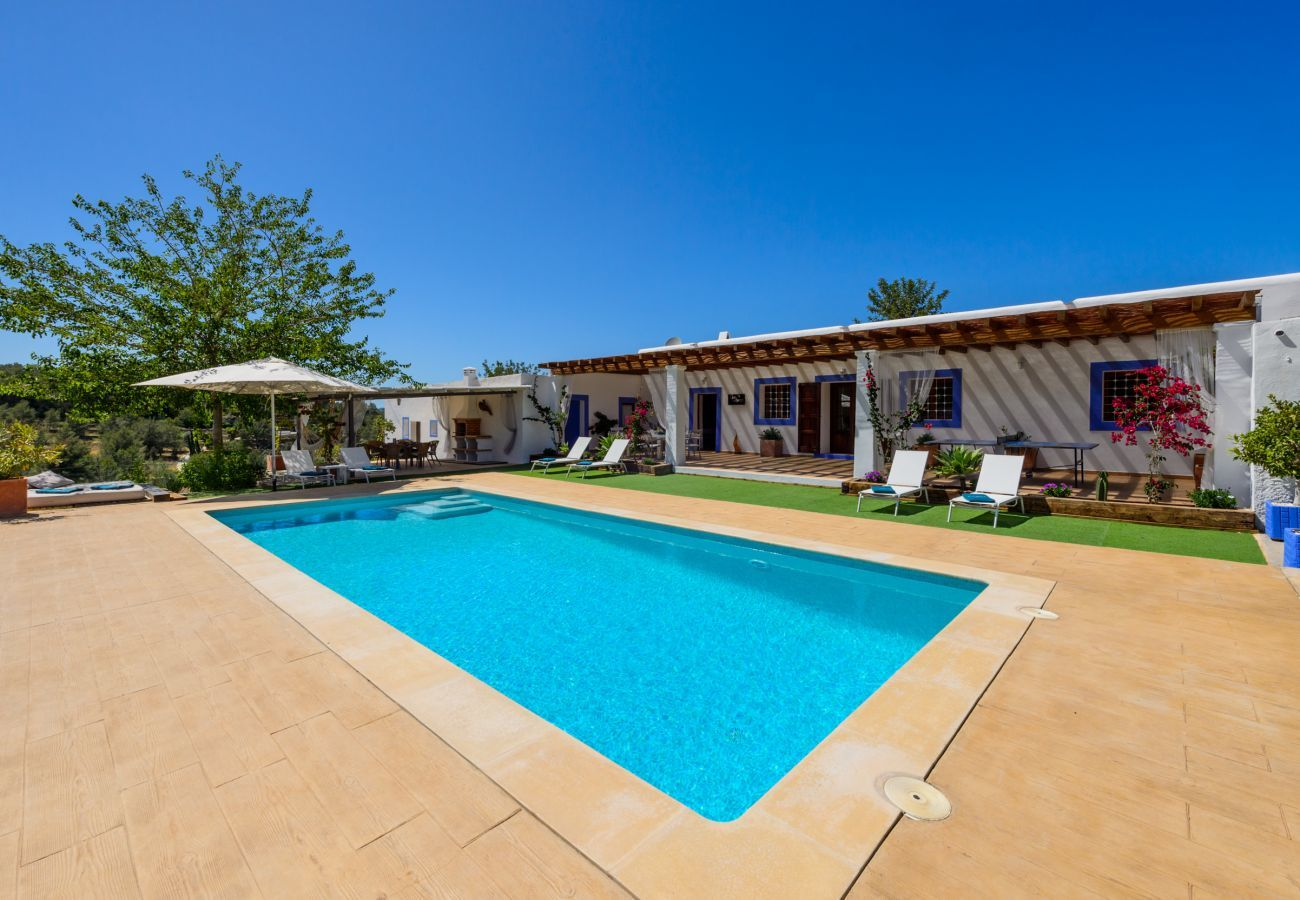 Villa en Santa Eulalia del Río - Can Torres, Villa 5StarsHome Ibiza