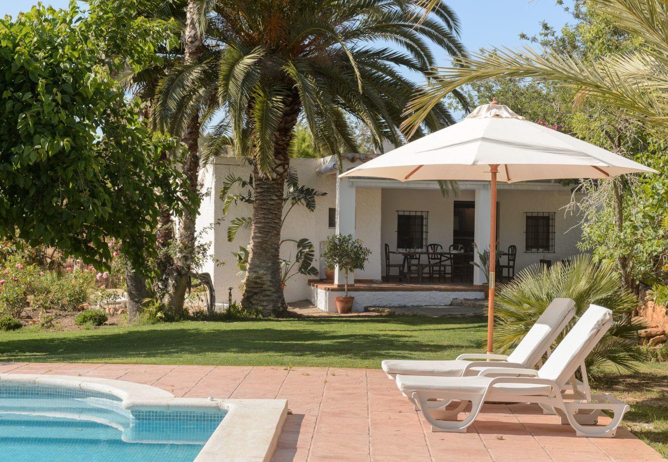 Casa rural en Sant Joan de Labritja / San Juan - Can Benirras, Finca 5StarsHome Ibiza