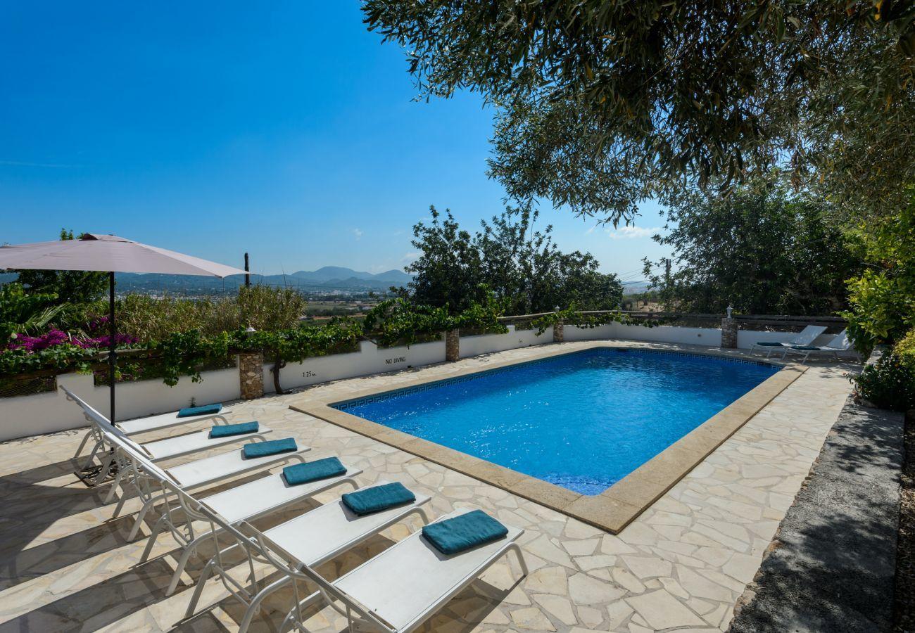 Casa rural en Sant Antoni de Portmany / San Antonio - Torre Bes, Finca 5StarsHome Ibiza