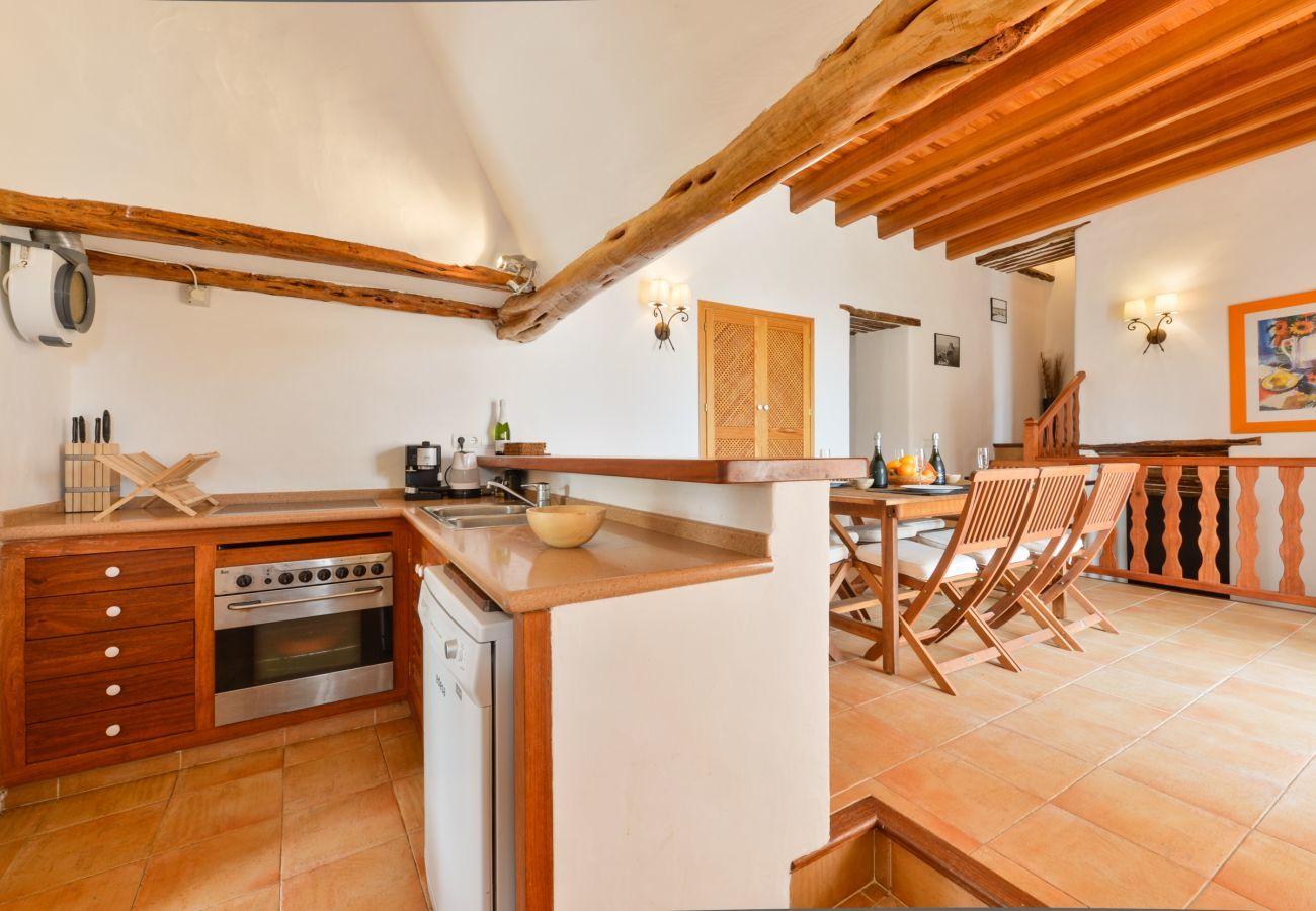 Villa en Sant Josep de Sa Talaia / San Jose - Can Simon, Villa 5StarsHome Ibiza