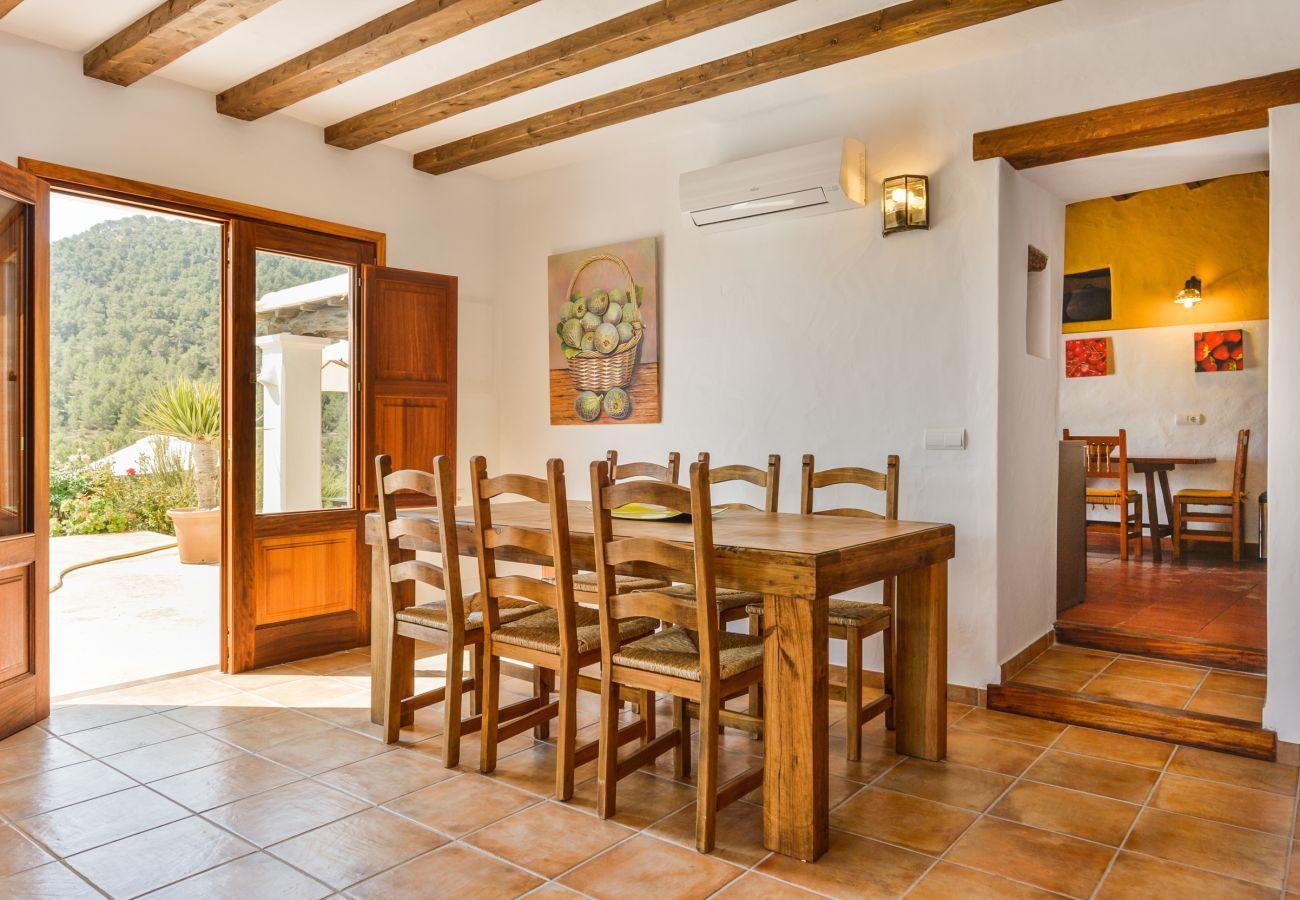 Villa en Sant Josep de Sa Talaia / San Jose - Romero I, Villa-Finca 5StarsHome Ibiza