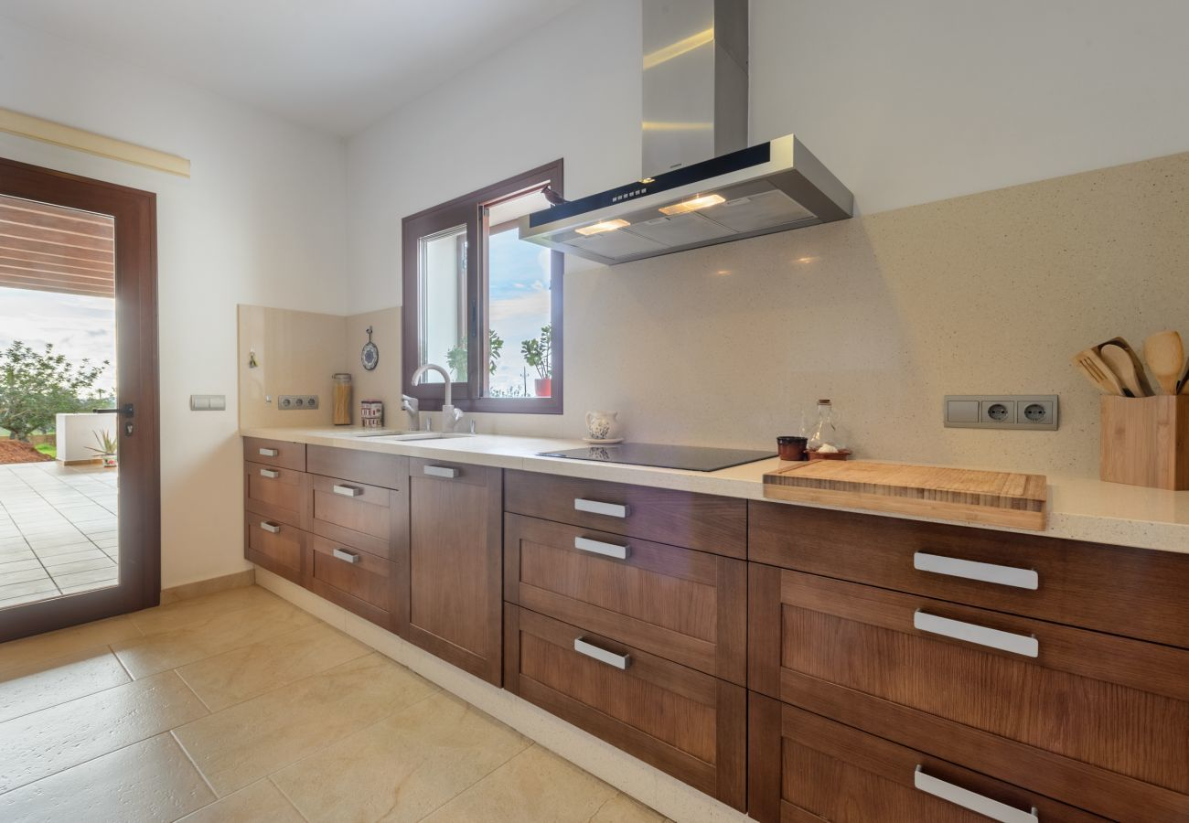 Villa en Sant Josep de Sa Talaia / San Jose - Ses Dos Illes, Villa-Finca 5StarsHome Ibiza