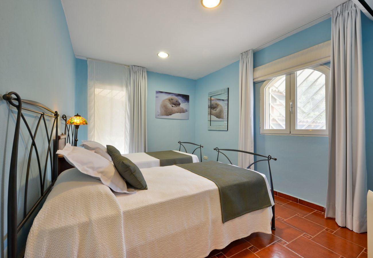 Villa en Sant Josep de Sa Talaia / San Jose - Ca Na Lucia, Villa 5StarsHome Ibiza