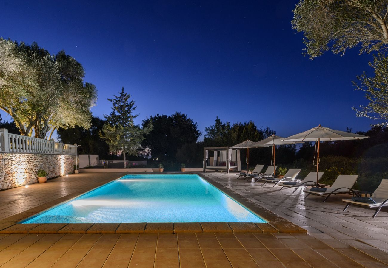 Casa rural en San Rafael de Sa Creu/ Sant Rafael de Sa Creu - Can Parra (Can Fumeral), Finca 5StarsHome Ibiza