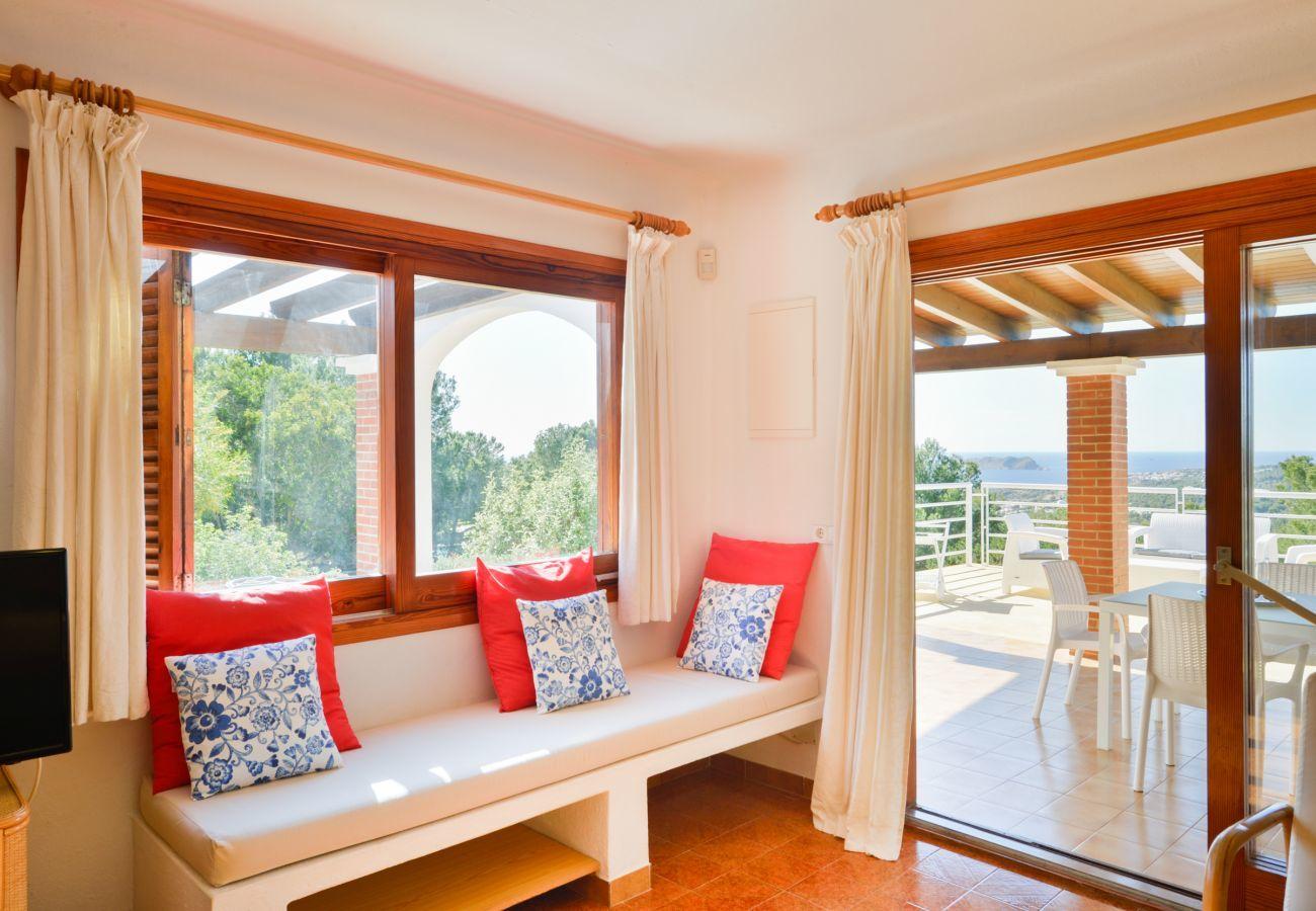 Villa en Sant Josep de Sa Talaia / San Jose - Can Tarida, Villa 5StarsHome Ibiza