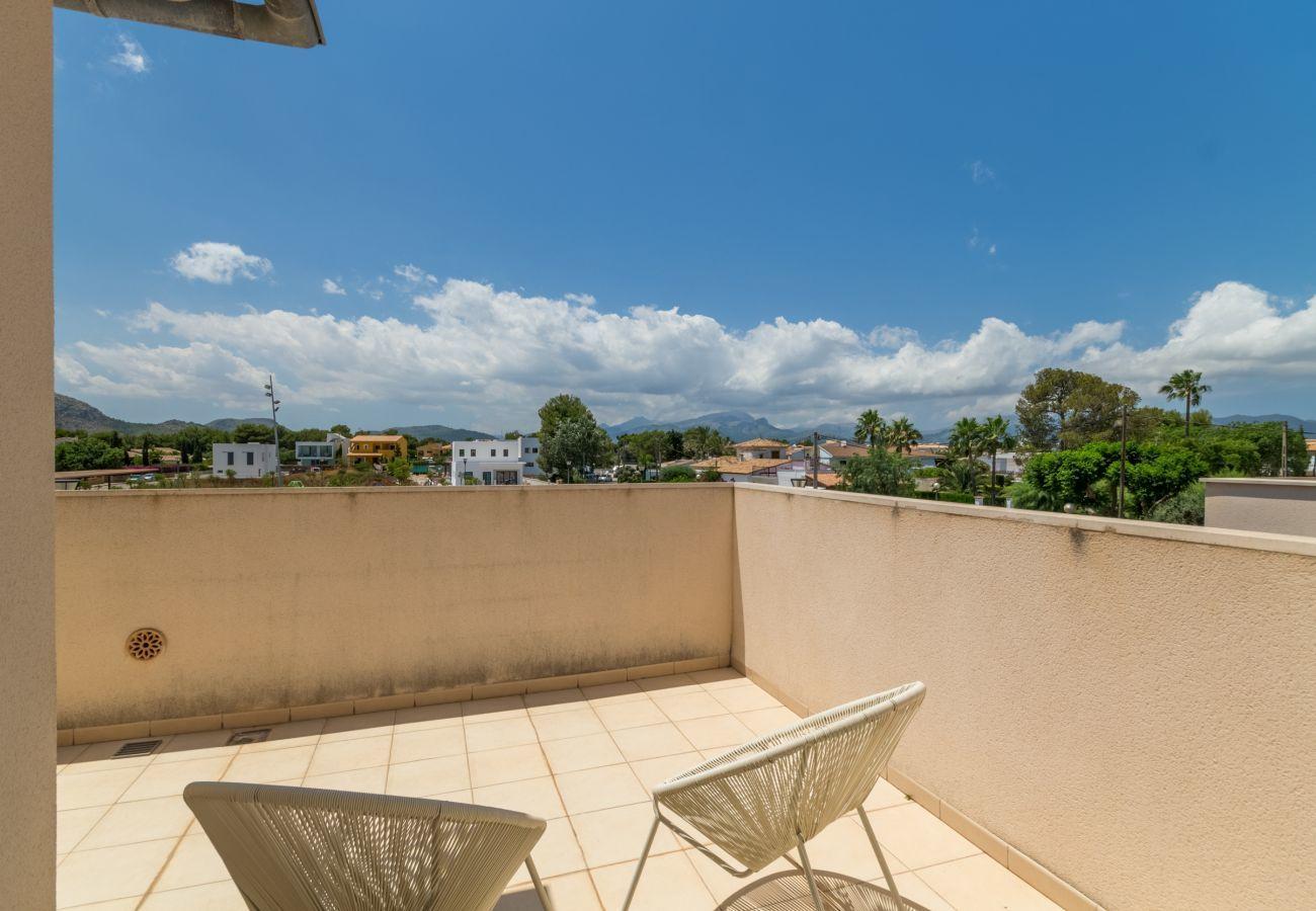 Villa en Alcúdia - Bella Mar II, Villa 5StarsHome Mallorca