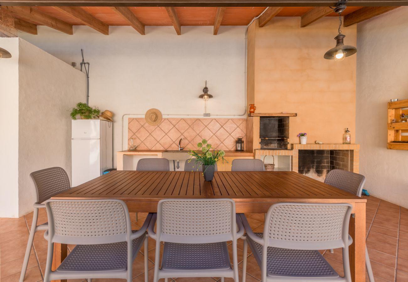Chalet en Portocolom - Can Fiol Port, Chalet 5StarsHome Mallorca