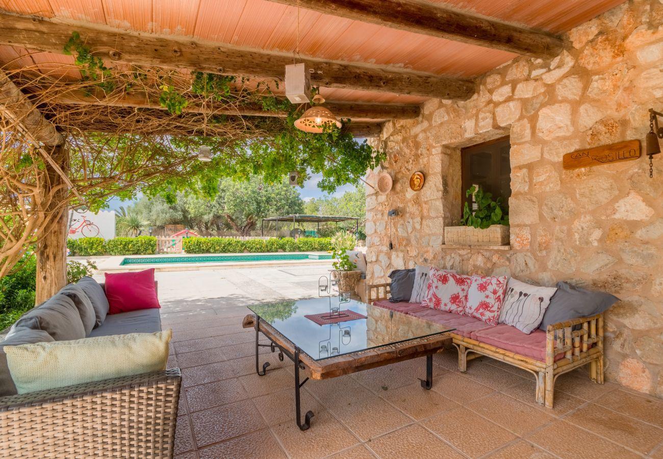 Casa rural en Llucmajor - Can Rosillo, Finca 5StarsHome Mallorca