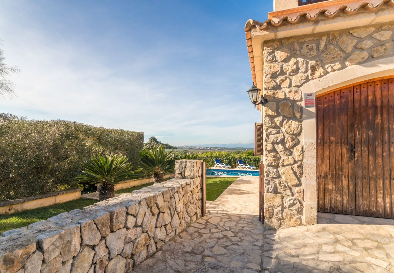 Casa rural en Ariany - Can Xisco Domatiga, Finca 5StarsHome Mallorca