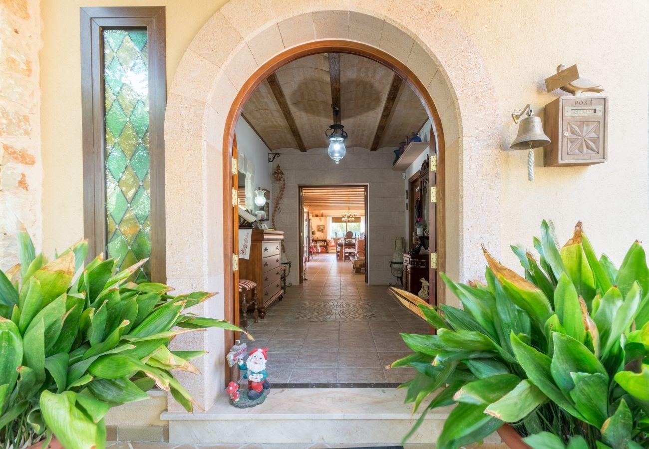 Casa en Portocolom - Casa Toni Isabel, Chalet 5StarsHome Mallorca