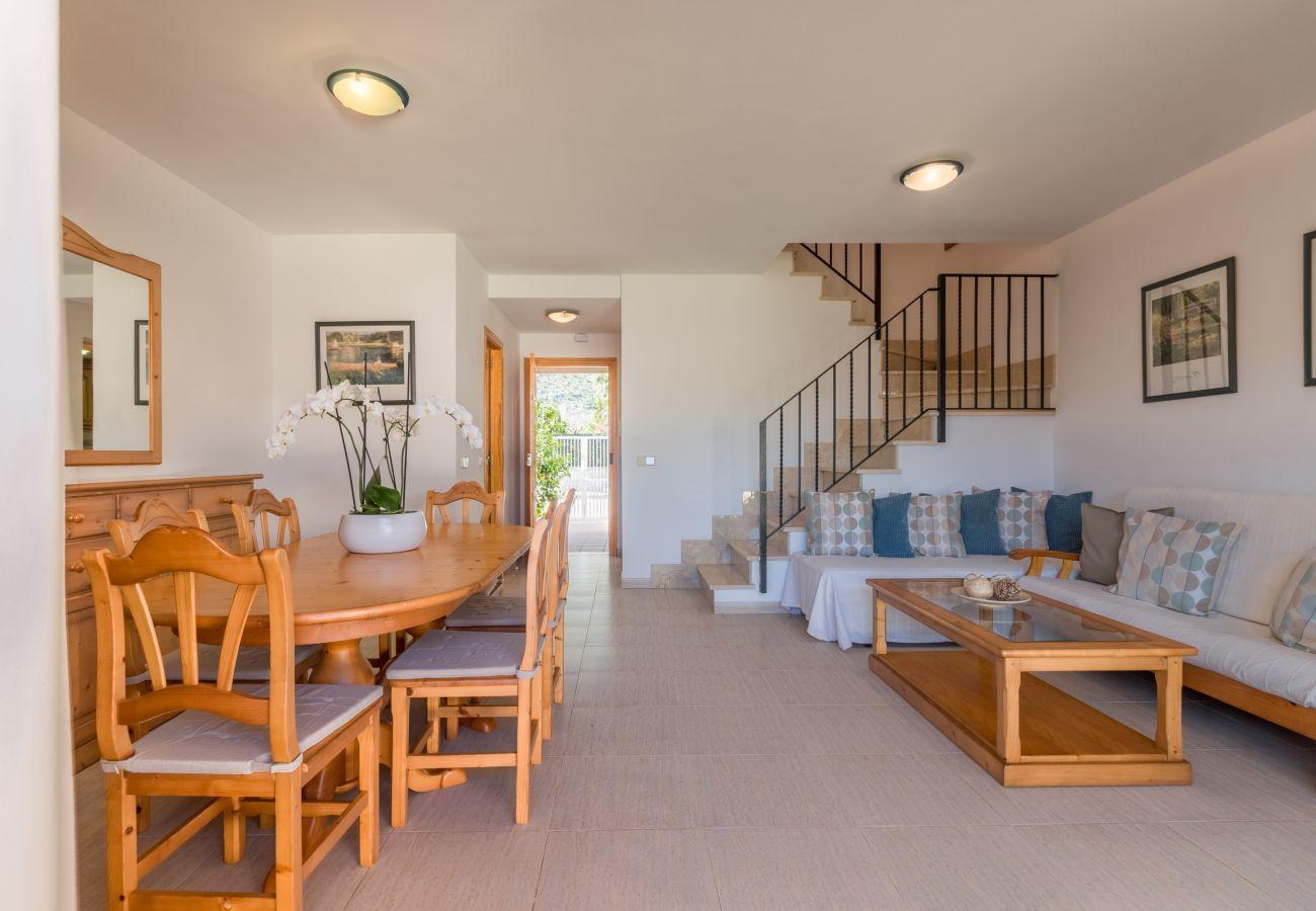 Casa adosada en Port d´Alcudia - Anai Bellevue, Terraced House Mallorca