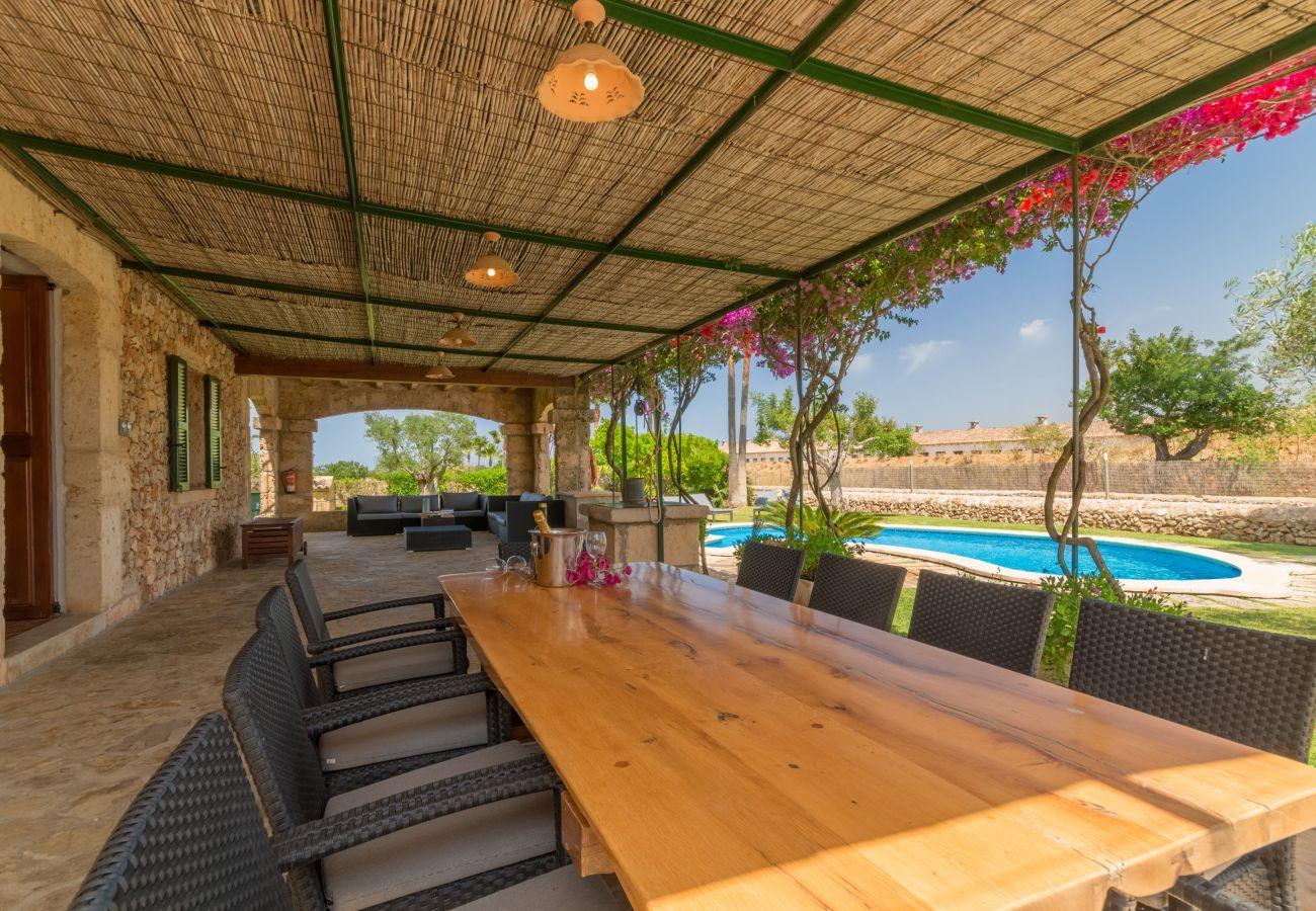 Casa rural en Santa Margalida - Can Miquel Camp, Finca 5StarsHome Mallorca