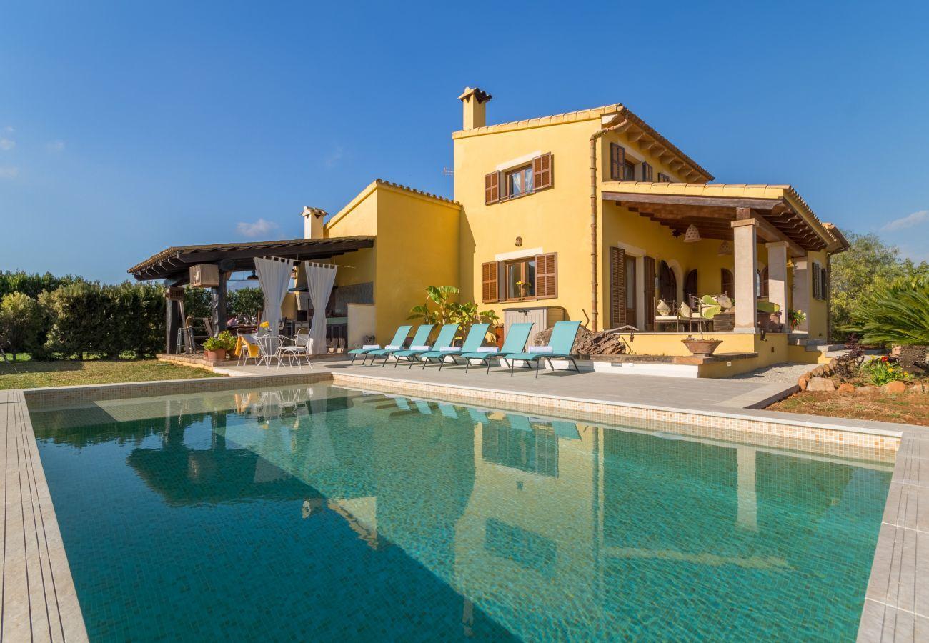 Casa rural en Inca - Sa Tanqueta Rustica, Finca 5StarsHome Mallorca