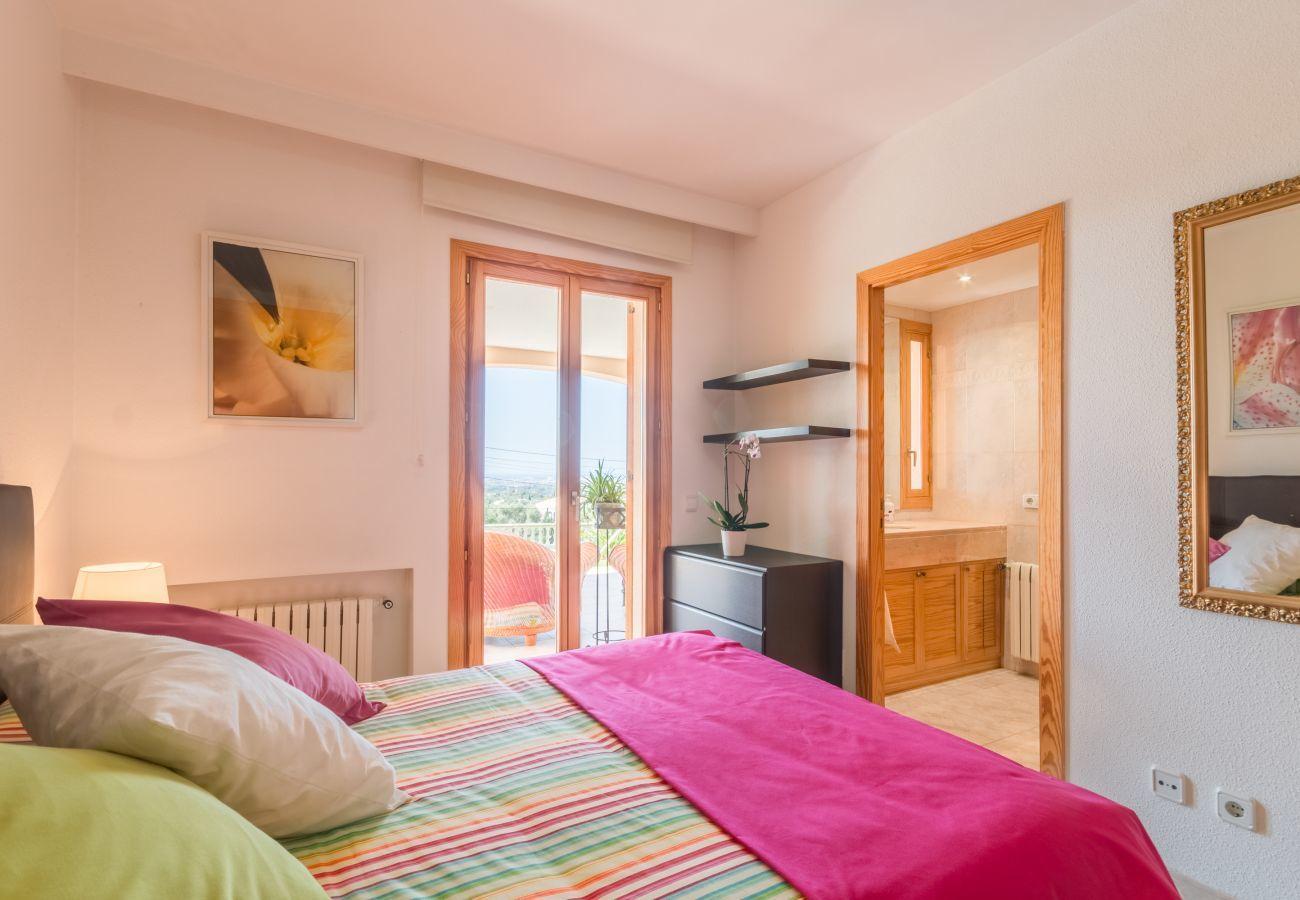 Chalet en Sa Cabaneta - Vista Mar y Tierra, Villa 5StarsHome Mallorca