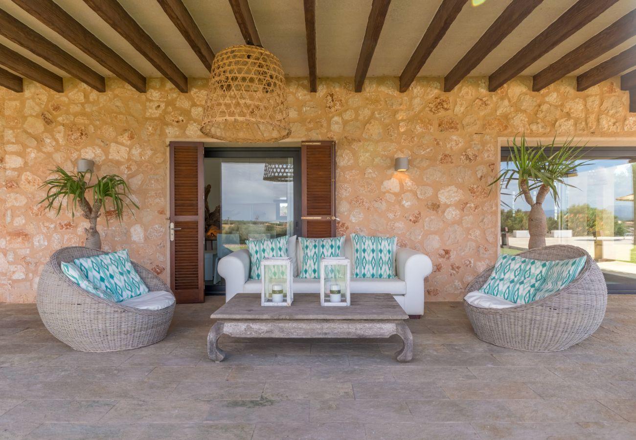 Casa rural en Campos - Flor de Sal a Sa Canoveta, Finca 5StarsHome
