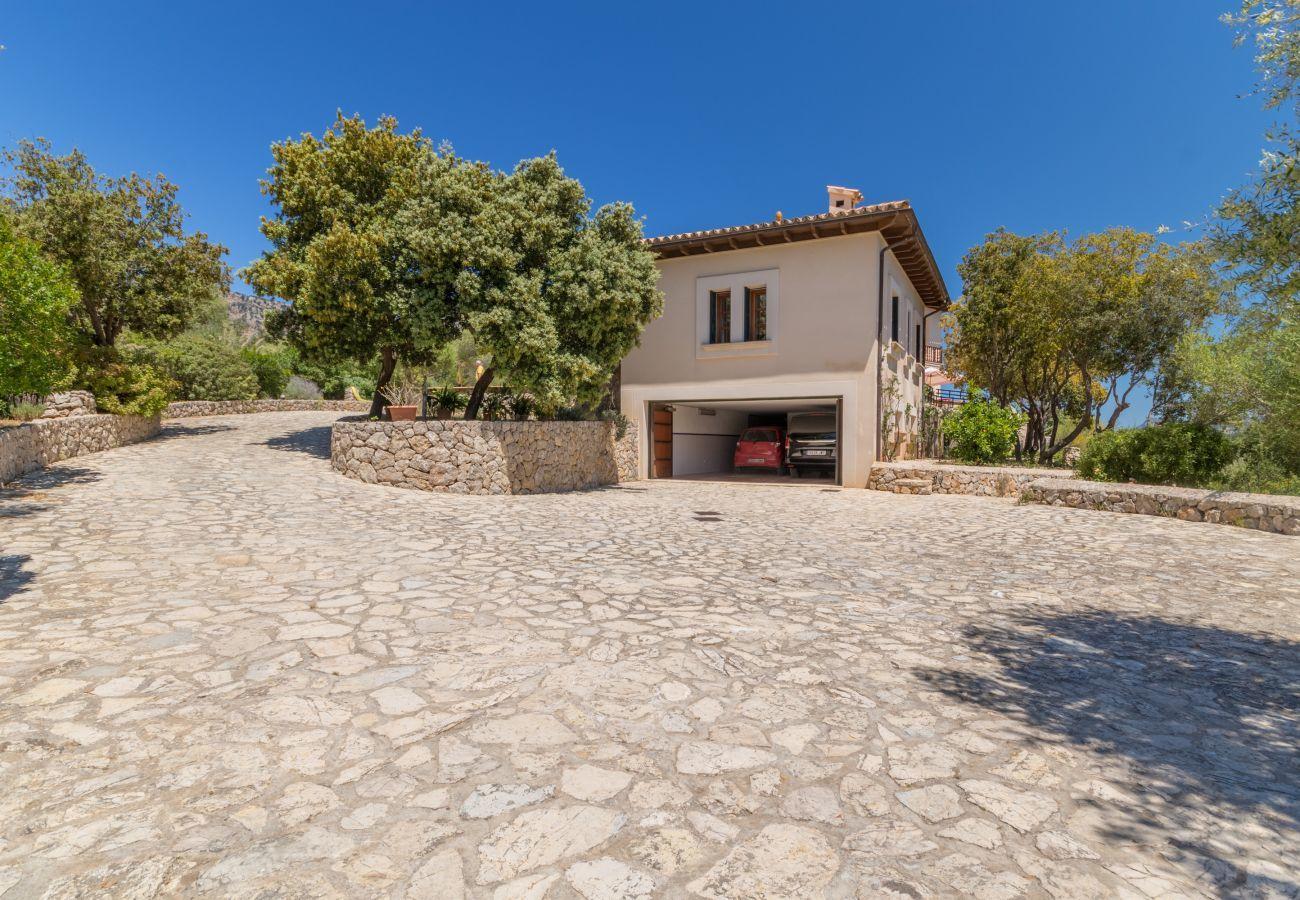 Villa en Puigpunyent - Vista Rey Sa Comuna, Finca 5StarsHome Mallorca