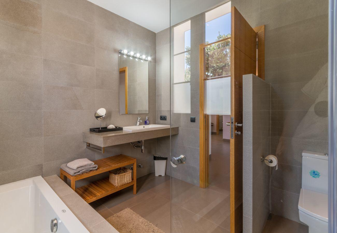 Villa en LLucmajor - Vista Sa Torre Mar, Villa 5StarsHome Mallorca