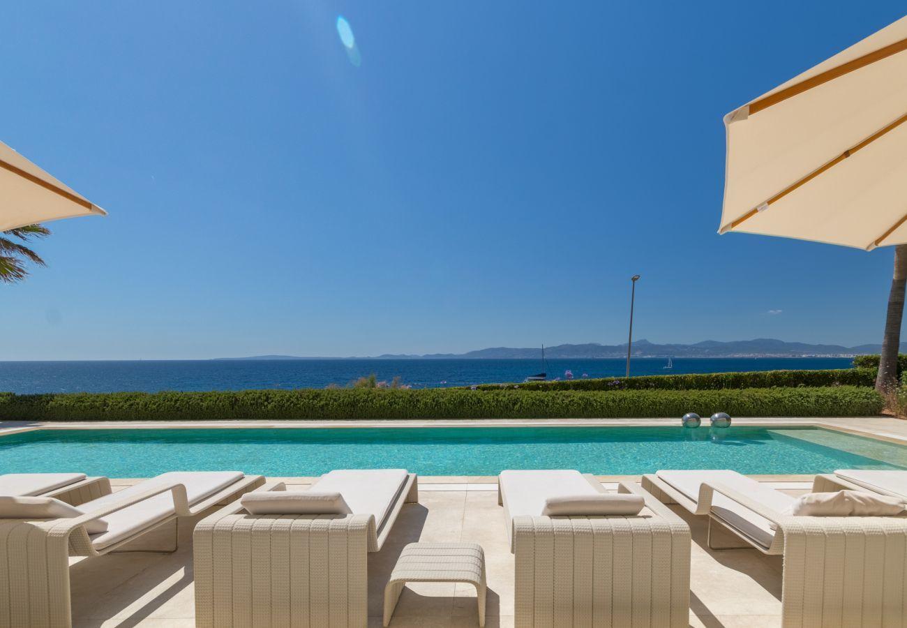 Villa en Son Verí Nou - Son Veri Front Bay, Villa 5StarsHome Mallorca