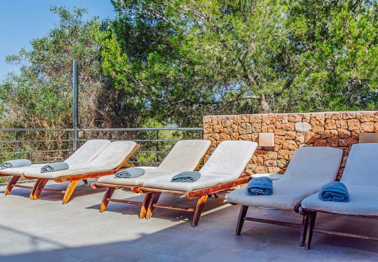 Villa en Sant Antoni de Portmany / San Antonio - Elefant Sea View, Villa 5StarsHome Ibiza