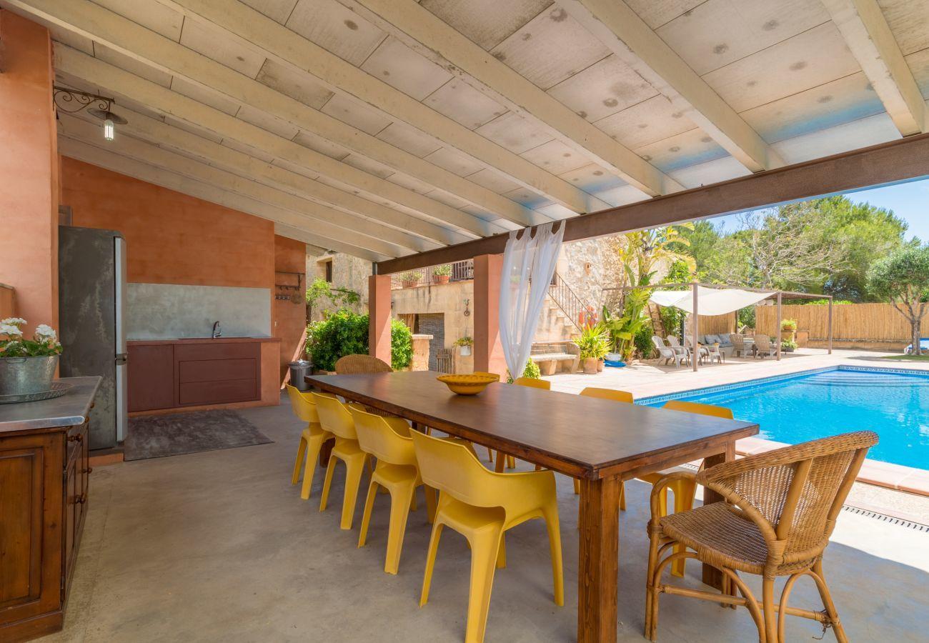 Casa rural en Sant Llorenç Des Cardassar - Son Barbot Cardasar, Finca 5StarsHome Mallorca