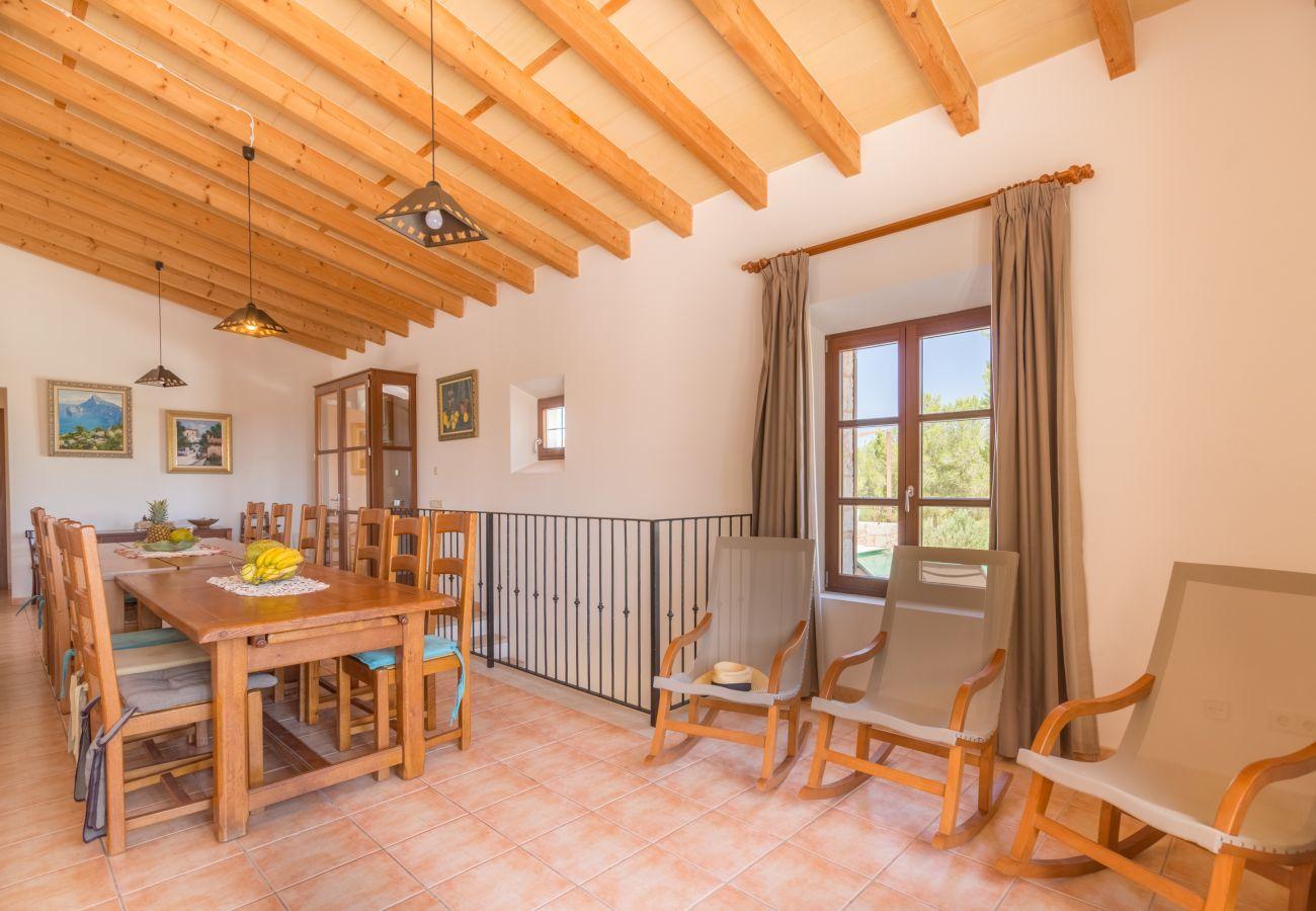 Casa rural en Sant Joan - Vista Sa Tanca, House 5StarsHome Mallorca