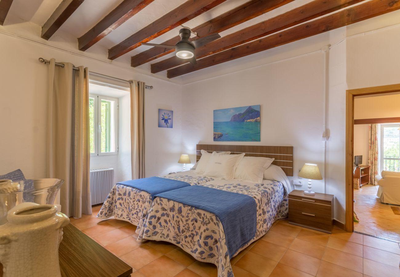 Casa rural en Esporlas - Aire Can Pieres, Finca 5StarsHome Mallorca