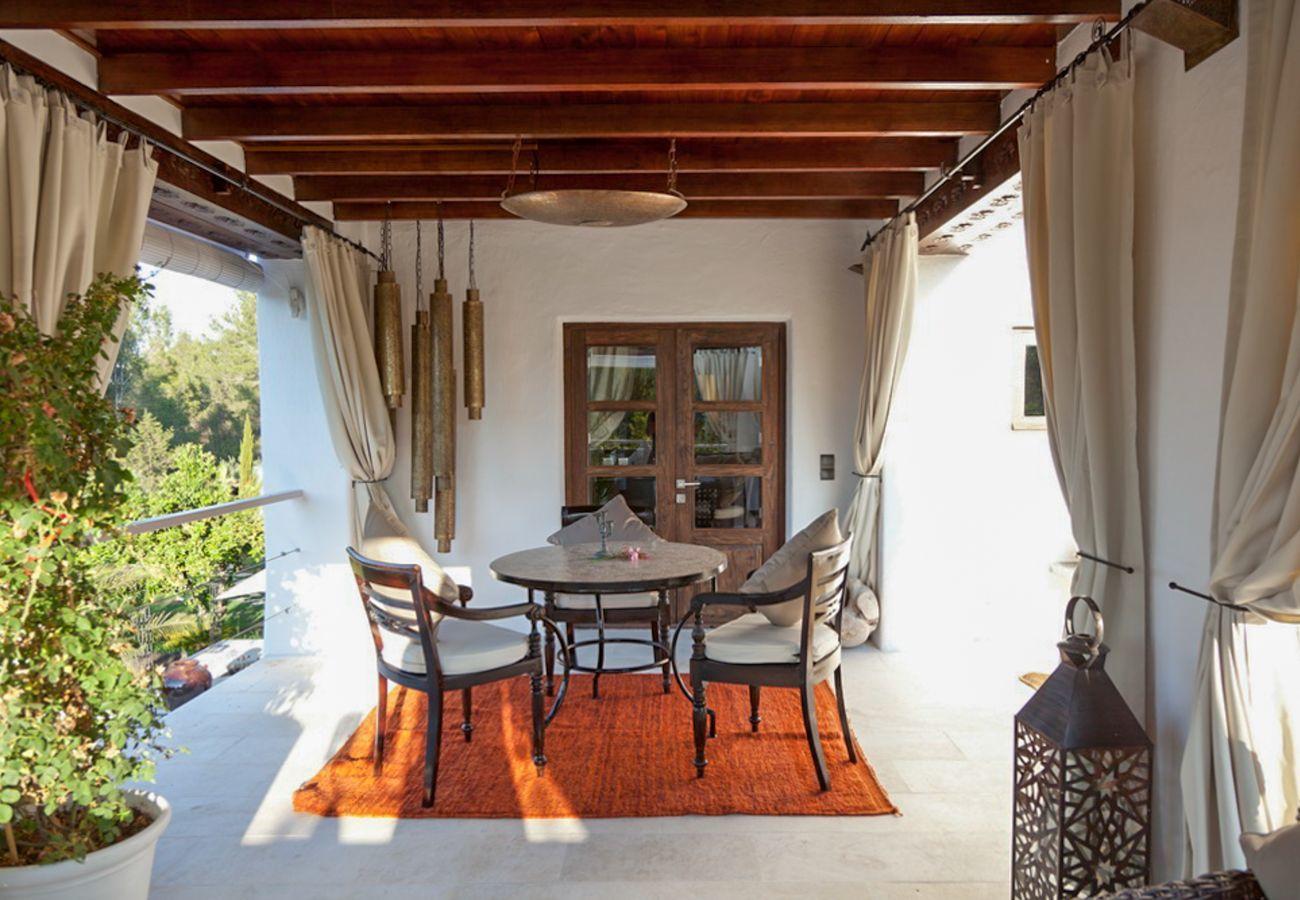 Villa en Sant Joan de Labritja / San Juan - IL Palazzo, Villa 5StarsHome Ibiza