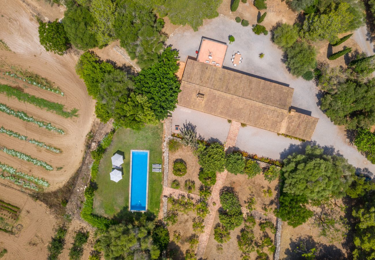 Casa rural en Manacor - Ses Cases Son Blat