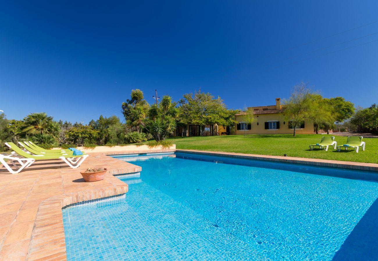 Casa rural en Manacor - Sestador Blat, Finca 5StarsHome Mallorca