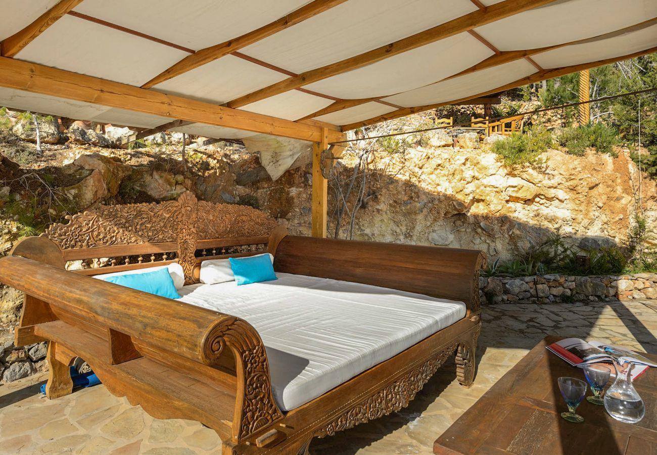 Villa en Sant Josep de Sa Talaia / San Jose - La Barrica, Villa 5StarsHome Ibiza