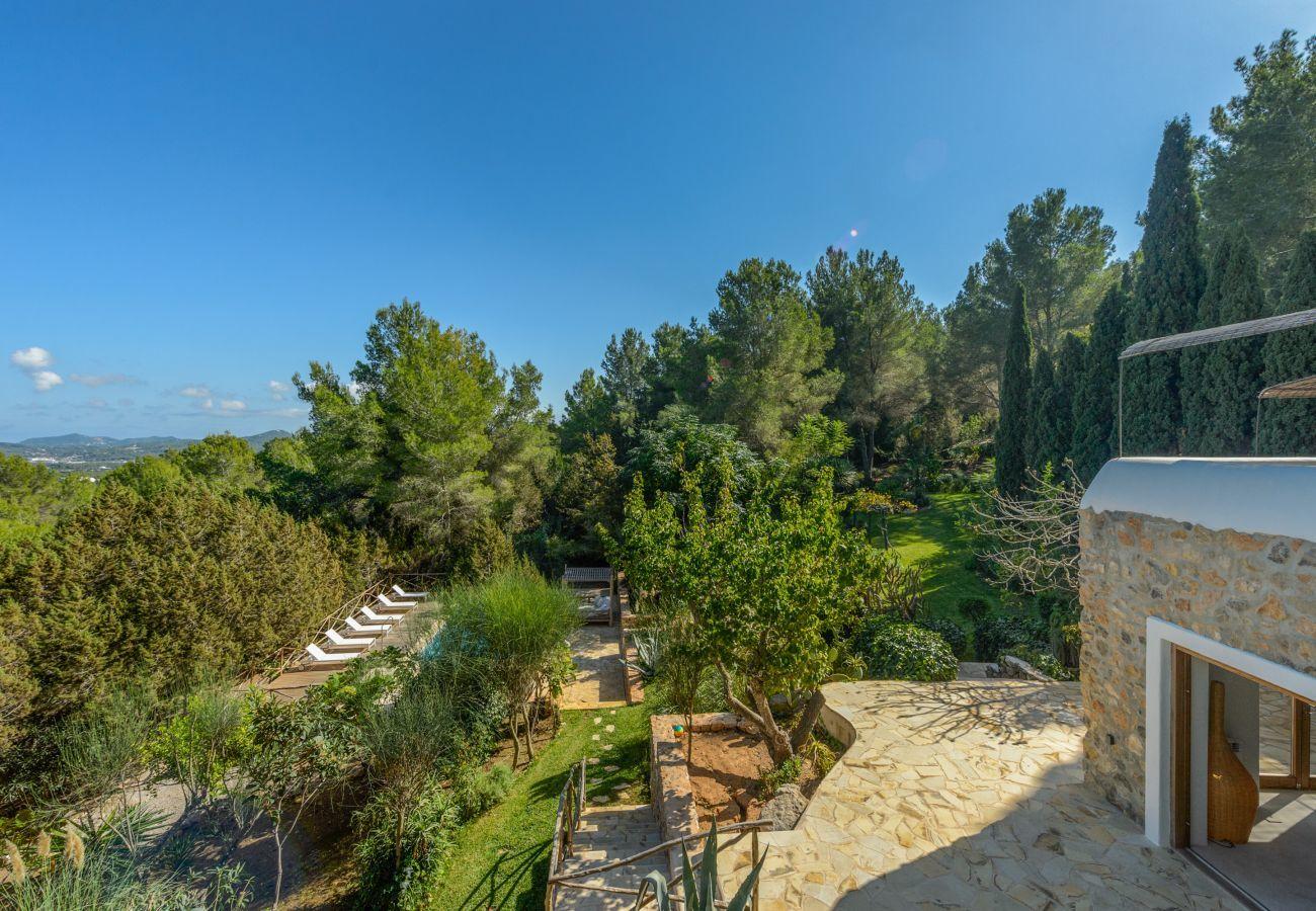 Villa en San Rafael de Sa Creu/ Sant Rafael de Sa Creu - Natural Pau, Villa 5StarsHome Ibiza