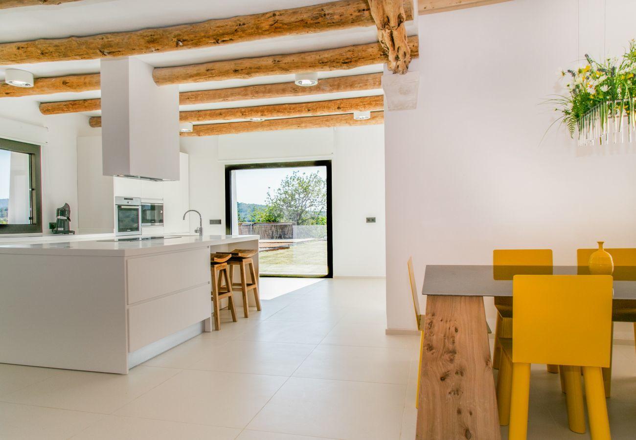Villa en Santa Gertrudis - Villa Fale, Villa 5StarsHome Ibiza